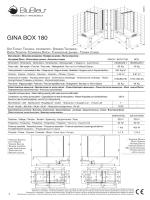 GINA BOX 180