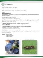 KAISO - lambda-cihalotrin 50g/kg WG Insekticid