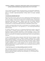 Smjernice za aplikante - organizacije civilnog društva (OCD) u