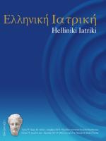 2013 Τεύχος 3-4 - Helliniki Iatriki