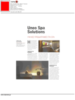 Uneo Spa Solutions Uneo Spa Solutions