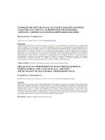 συνθεση της μεγαπανιδας σε πλωτες εξεδρες (μαρινες – αλιευτικα