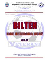 Bilten broj 4 - 2015 NSKŽ - Hrvatski nogometni savez