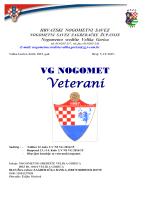 Veterani - Hrvatski nogometni savez