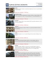 Ημιτελές διαμέρισμα αποτελούμενο από ισόγειο 107,79μ²