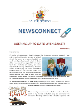 16 May 2014 - saheti school