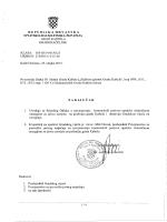Prijedlog odluke o povjeravanju komunalnih poslova opskrbe