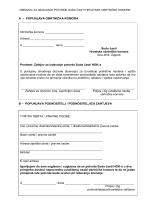 licencija za izvodenje prakticne nastave i vjezbi naukovanja