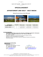 angebot - Golf igralište Adriatic