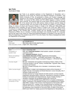 English CV - Unipu.hr