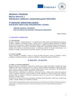 Upute za prijavu na natječaj - Sveučilište Josipa Jurja Strossmayera