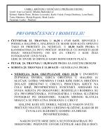 Župni listić 19.04.2015 - Župa Sveti Križ Začretje
