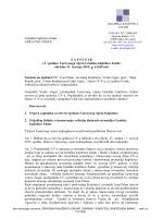 Zapisnik 5. sjednice - Gradska knjižnica Zadar