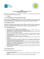 Upute za prijavu građanske akcije