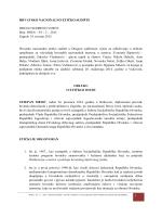 HRVATSKO NACIONALNO ETIČKO SUDIŠTE DRUGO SUDBENO VIJEĆE Broj: HNES