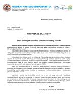 15. travnja 2015. – SING za spas Imunološkog zavoda