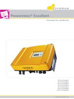 Powerstocc XX.X Excellent – Εγκατάσταση και