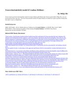 Geoevolucionisticki model (Croatian Edition) pdf online free
