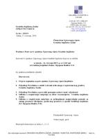 Poziv za 6. sjednicu - Gradska knjižnica Zadar