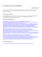 O Gorskom Vijencu (Croatian Edition) pdf online free