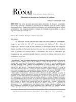 197 Elementos de elocução nas Tetralogias de Antifonte