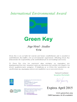 Green Key - Argo Hotel