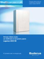 Logamax U022 KB