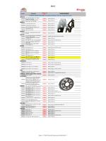 T-DRIVE ΔΙΣΚΟΙ RACING (επιφάνεια δίσκου 34