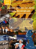 Greek School of Ayia Triada Birmingham