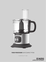 FOOD PROCESSOR EASYCOMPACT FP5XX