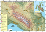 2.Χάρτης μονοπατιών και κυριοτέρων υποδομών Εθνικού Δρυμού