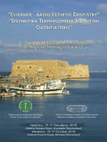 Untitled - Ελληνική Ακαδημία Αισθητικής Οδοντιατρικής