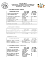 26o Πανελλήνιο Πρωτάθλημα 2013