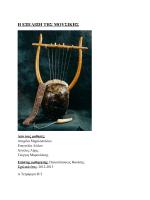 Η εξέλιξη της μουσικής - 9ο Γενικό Λύκειο Περιστερίου