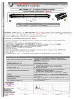 β)Τεχνικό Φυλλάδιο & Οδηγίες Σύνδεσης Patch Panel 19