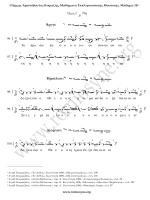 ΜΑΘΗΜΑ 18: Ἀσκήσεις 96 - 100 => Ἀργό Ἡμιόλιο Δίαργο