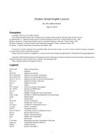Dodson Greek-English Lexicon Colophon Legend