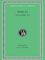 Loeb Classical Library 289