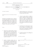 Commission Implementing Decision of 4 March 2014