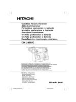 DH 24DVC - Hitachi Koki