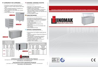 cupboards & hot cupboards TECHNICAL