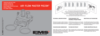 AIR-FLOW MASTER PIEZON®