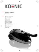 Vacuum Cleaner KVC150