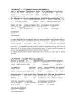 Fábulas 2: textos analizados y traducidos