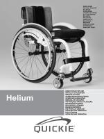 Helium - Care Necessities