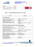Πληροφορίες Έργων - New Steel Protection