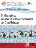 1- University of Crete | International Conference