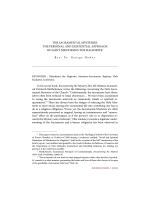 """Saint Nikodemos on the Sacramental Mysteries"" (.pdf)"