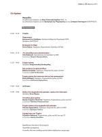 Πρόγραμμα Ημερίδας Σε Κρίση 28.3.2015