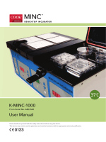 K-MINC-1000 User Manual